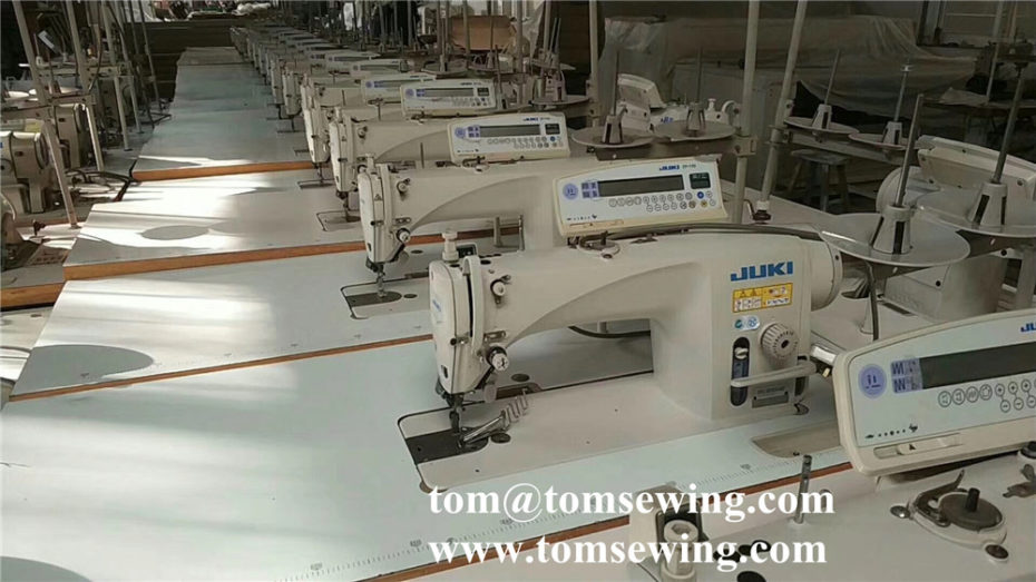 Juki 9000a Industrial Straight Stitch Sewing Machine With