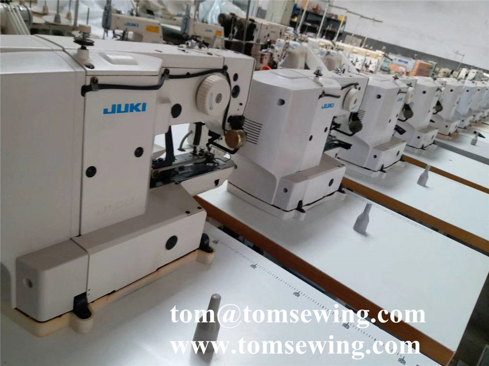 JUKI LK 1900 3 tomsewing - Used Sewing Machine Dealers in China