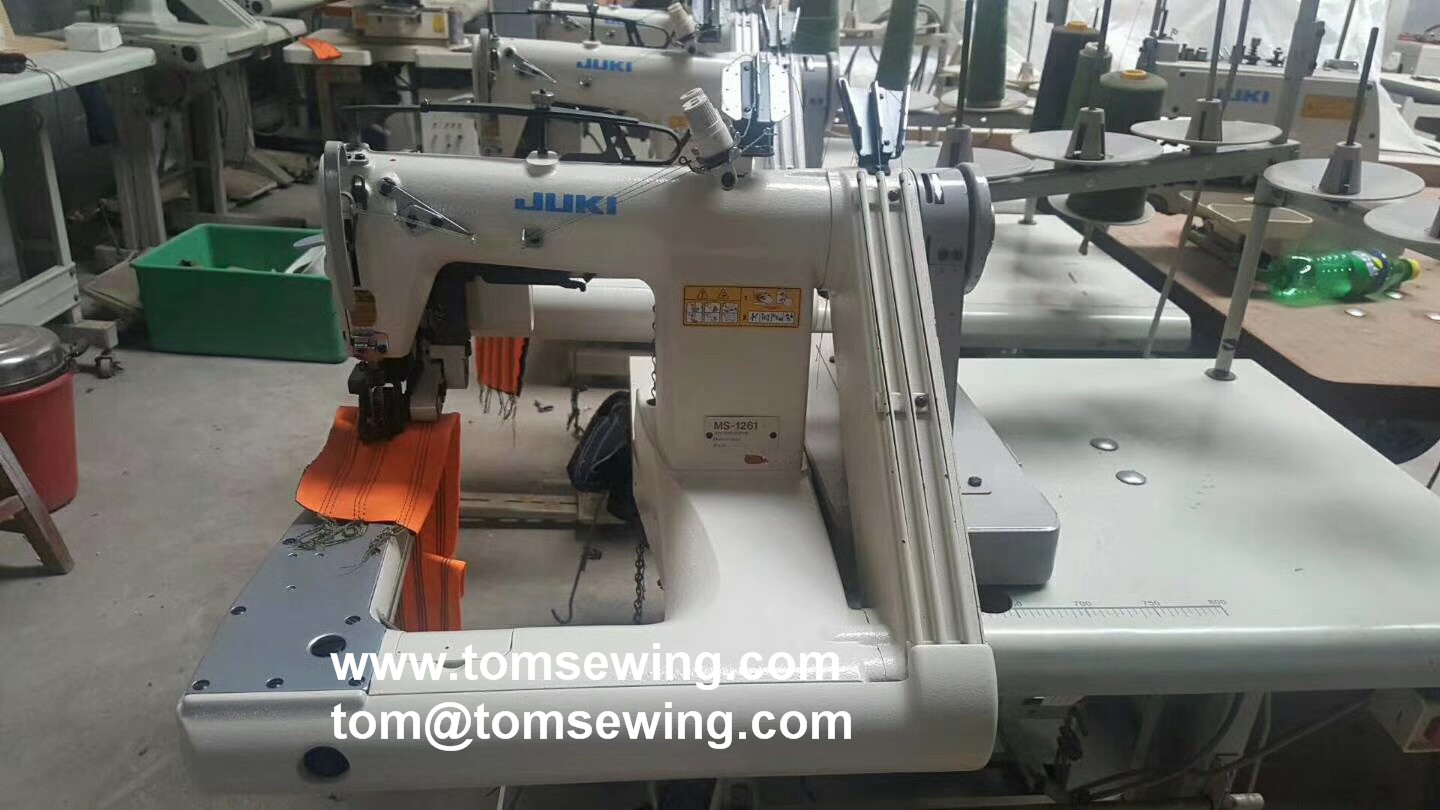 juki ms 1261 feed off the arm sewing machine used - Used Sewing Machine  Dealers in China
