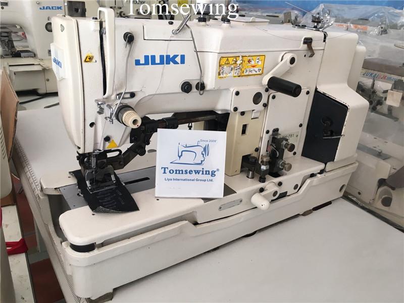 juki buttonhole machine lbh 780