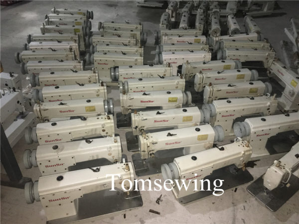6150 sewing machine stainless steel plate