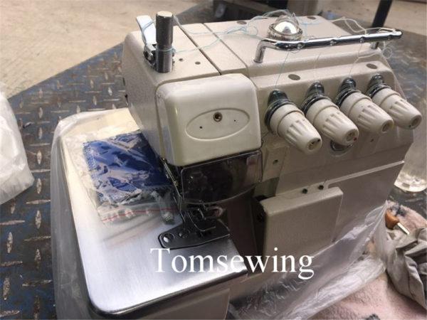 refurbished overlock machine