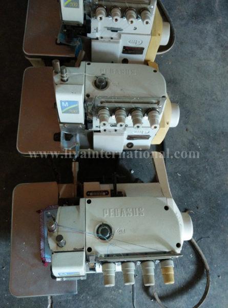 Maquina De Coser Pegasus M700