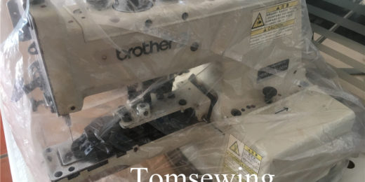 Brother 917 Sewing Machine
