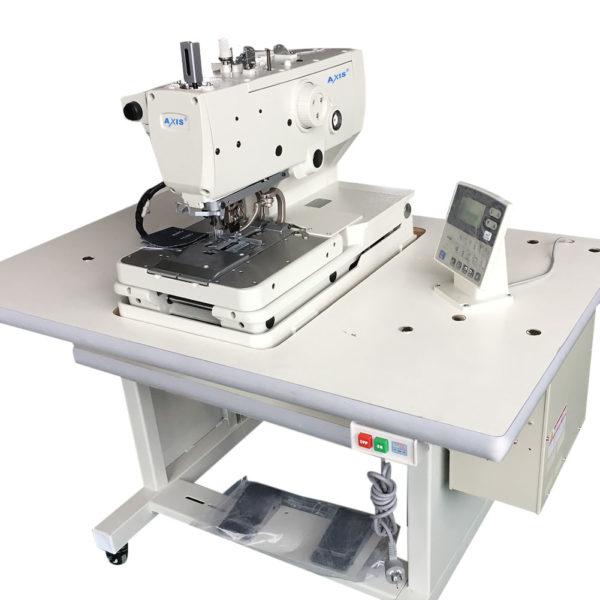 electronic eyelet buttonhole sewing machine