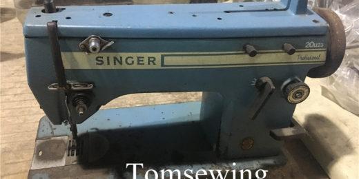 maquina singer 20u23