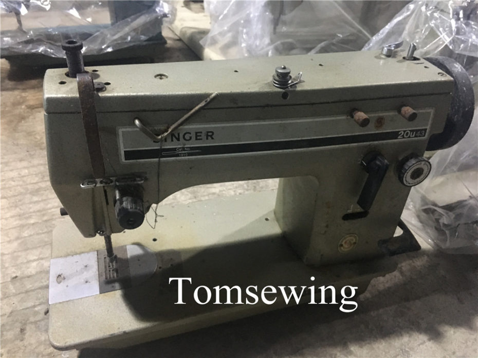 singer 20u33 industrial sewing machine