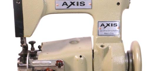 straw braid sewing machine