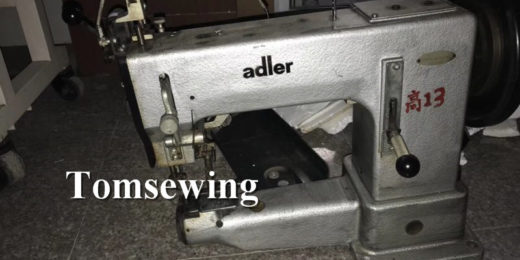 adler 205-370 sewing machine for sale