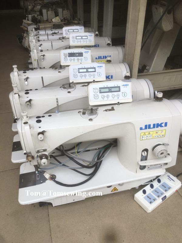 juki direct drive sewing machine