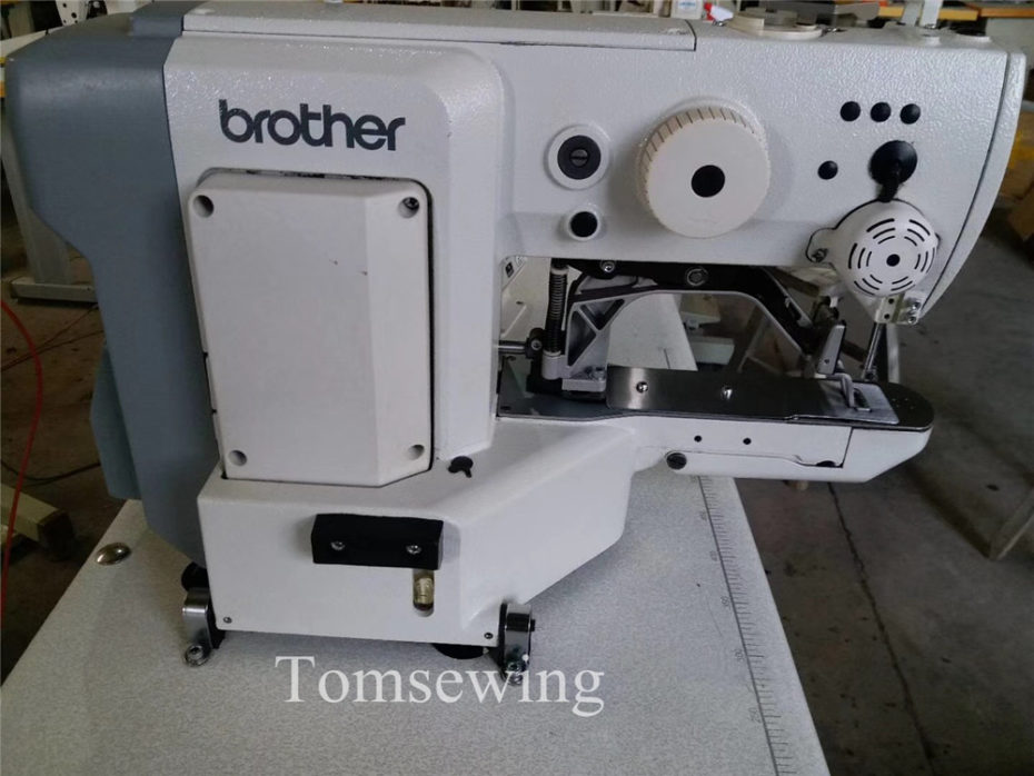 brother programmable sewing machine