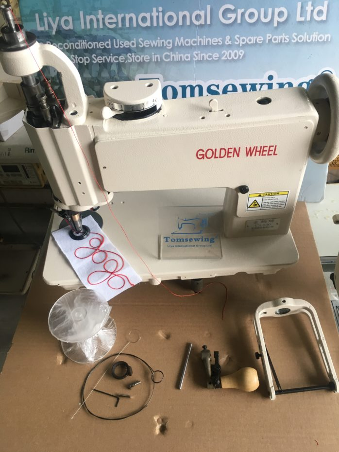 vintage embroidery machine